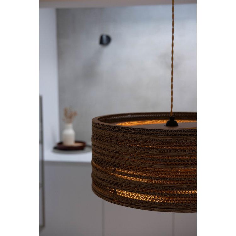 KarTent Kartonnen Hanglamp Tolmin