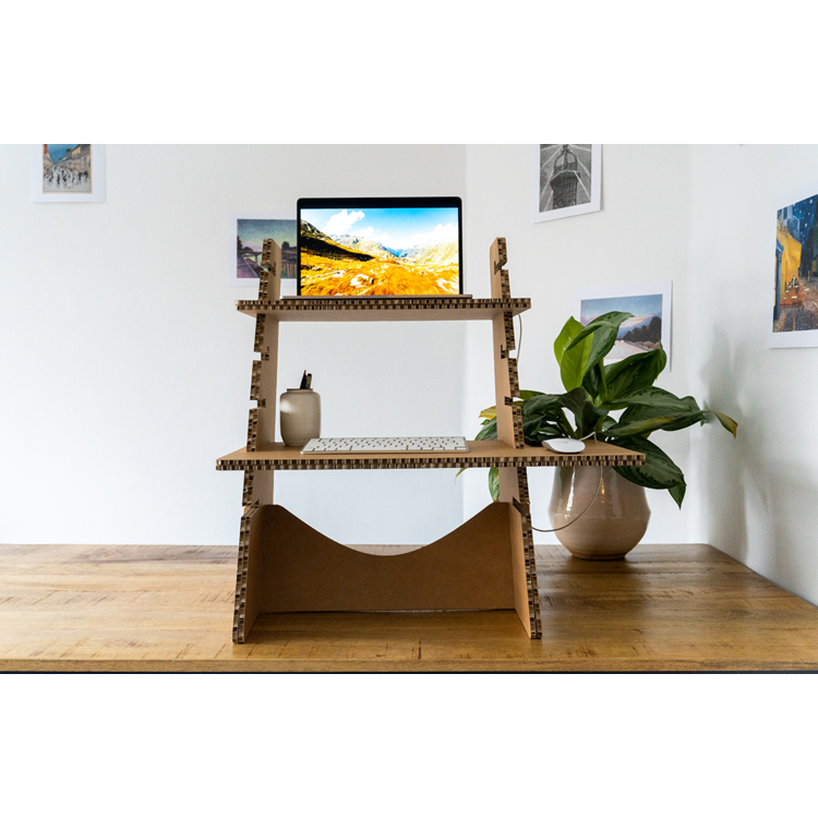 KarTent Standing Desk Converter for on your desk