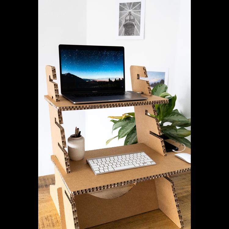 KarTent Stawerkplek voor op je bureau