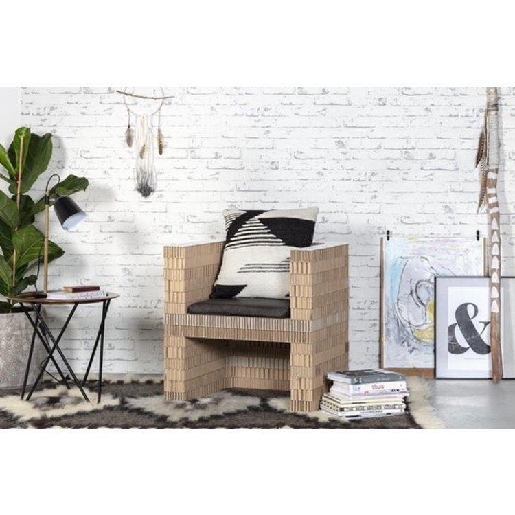 KarTent Cardboard Honeycomb Chair