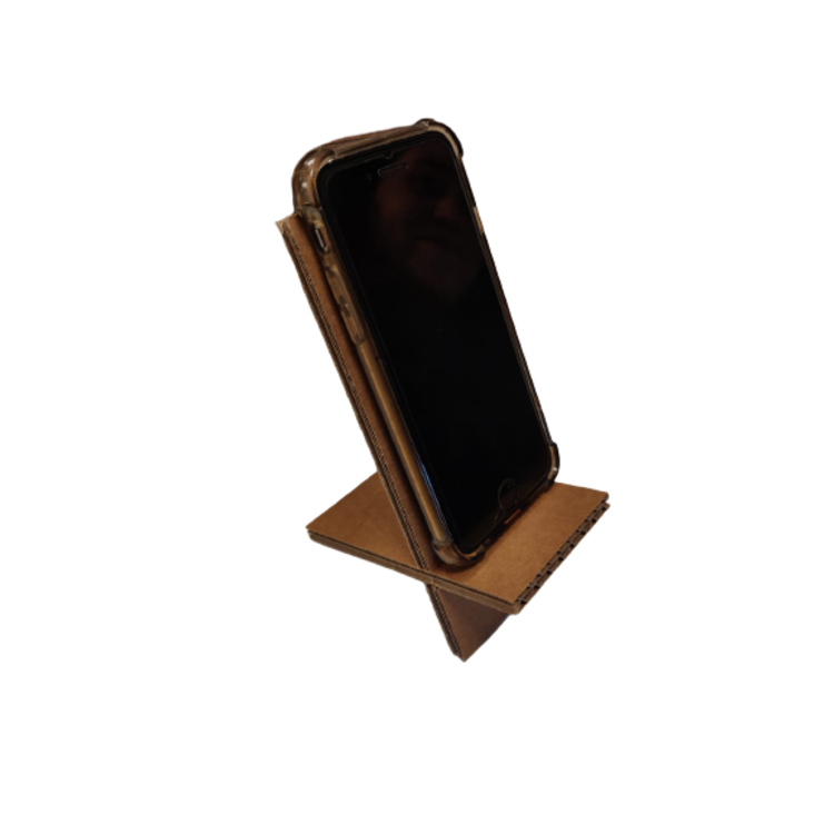 KarTent Cardboard Phone Holder