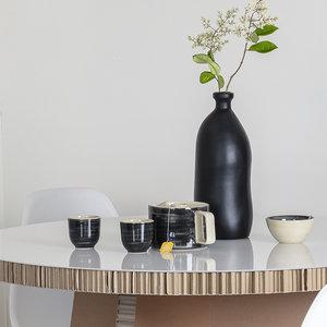 KarTent Honeycomb Cardboard Round Table
