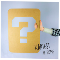 Nieuw Instagram concept: KarTest at Home
