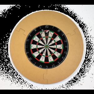 KarTent Cardboard Dartboard Surround Ring