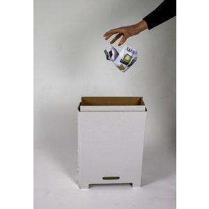 KarTent Cardboard Wastepaper Basket