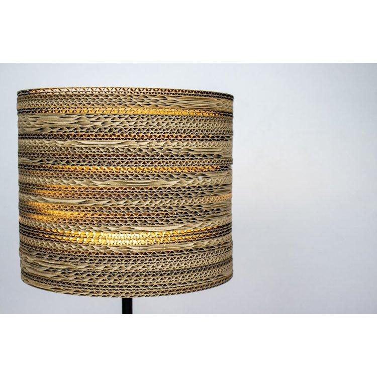 KarTent Kartonnen Interlaken Tafellamp