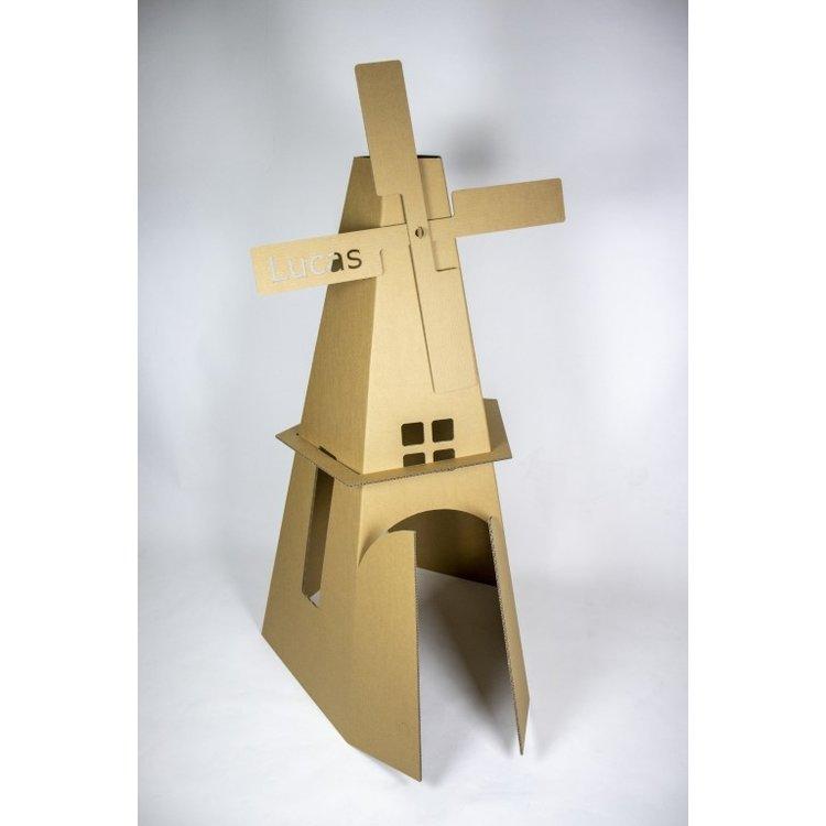 KarTent Big Cardboard Mill