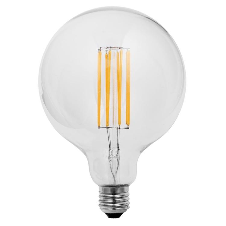 KarTent Grote gloeilamp LED Lamp E27 voor je kartonnen lamp