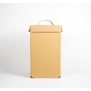 KarTent Cardboard Bin 60L