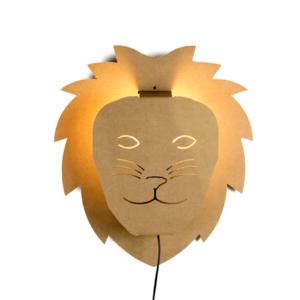 KarTent Lion Wall Lamp