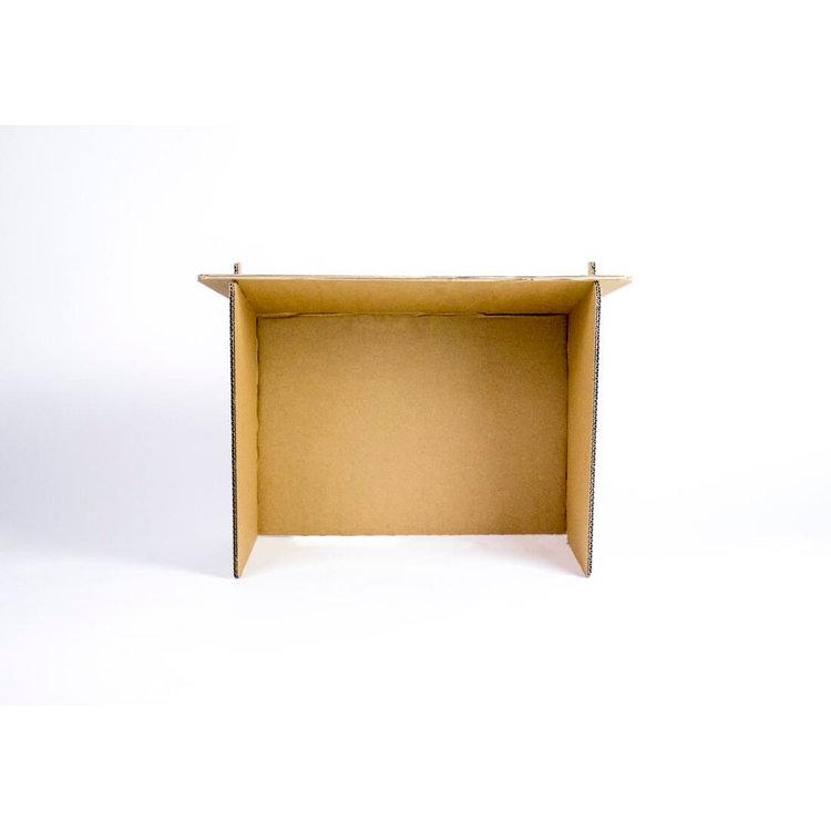 KarTent Kartonnen Zonnescherm voor op Tafel