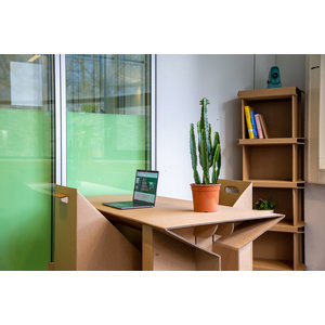 KarTent Cardboard Fold Table