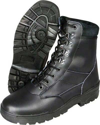 Patrol Boot Leder