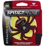 SpiderWire SpiderWire Stealth Yellow Dyneema Gevlochten Lijn