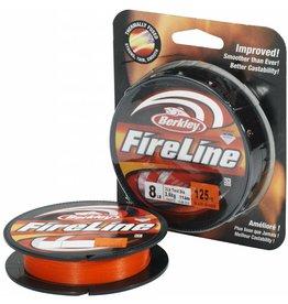 Berkley Berkley FireLine Blaze Orange Dyneema Gevlochten Lijn