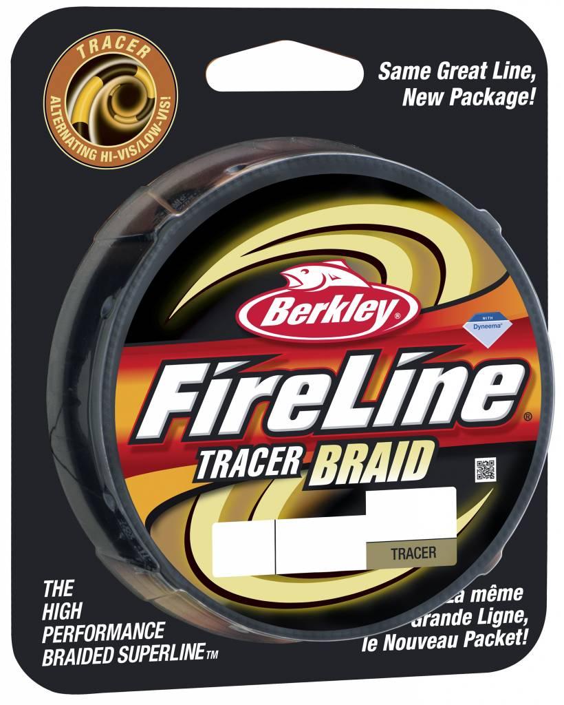 Berkley Berkley FireLine Tracer Dyneema Gevlochten Lijn