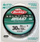 Berkley Berkley Solutions Braid Gevlochten Lijn