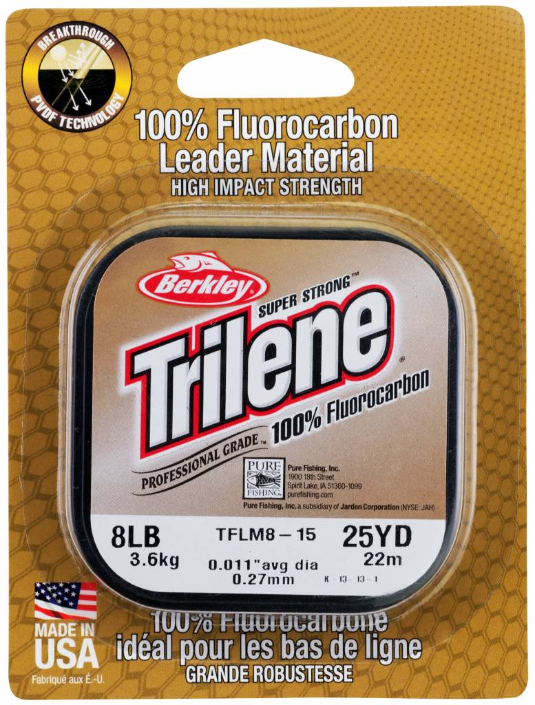 Berkley Berkley Trilene Fluorocarbon Leader