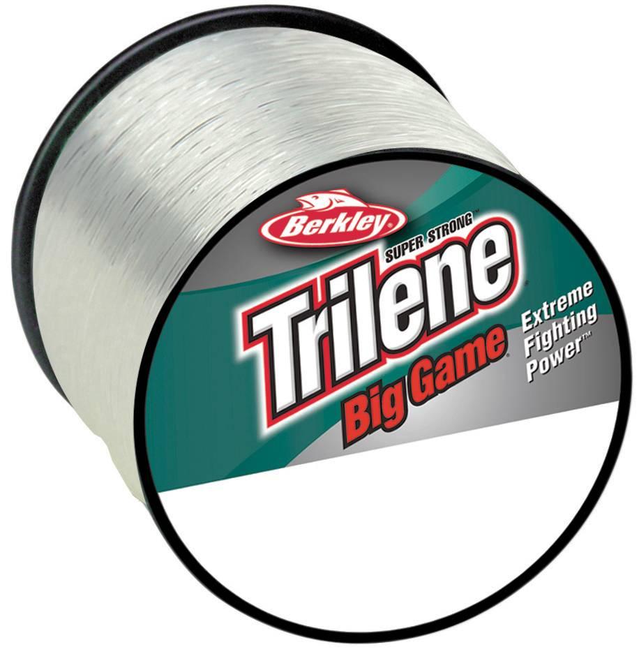 Berkley Berkley Trilene Big Game Clear Nylon Vislijn
