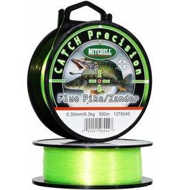 Mitchell Mitchell Catch Precision Fluo Snoek & Snoekbaars Nylon Vislijn