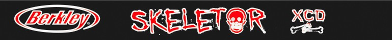 Berkley Berkley Skeletor XCD Trolling Werphengel