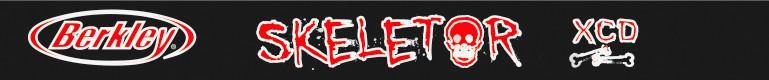 Berkley Berkley Skeletor XCD Cast Werphengel