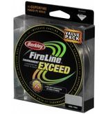 Berkley Berkley FireLine Exceed Smoke Dyneema Gevlochten Visdraad