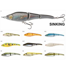 Sebile Sebile Magic Swimmer Sinking Jerkbait Kunstaas