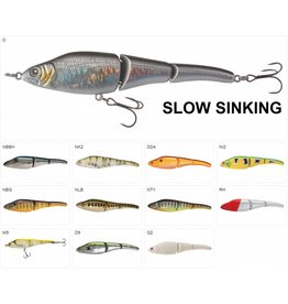 Sebile Sebile Magic Swimmer Slow Sinking Jerkbait Kunstaas