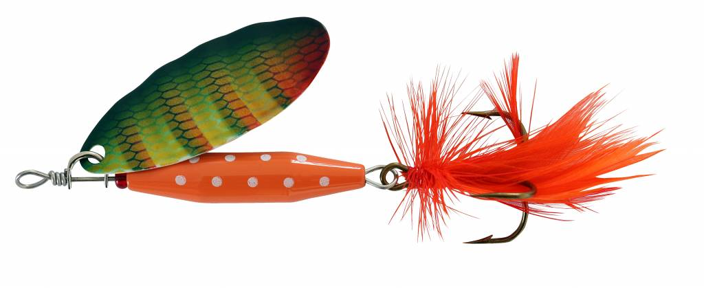 Abu Garcia Abu Garcia Reflex Red Spinner Kunstaas