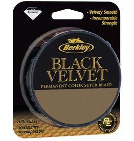 Berkley Berkley Black Velvet Dyneema Gevlochten Lijn