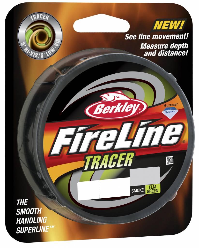 Berkley Berkley Fireline Fused Tracer Dyneema Gevlochten Lijn