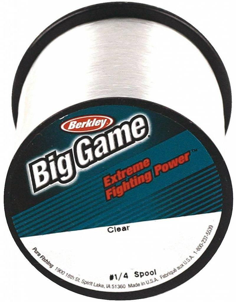 Berkley Berkley Trilene Big Game Transparant Nylon Visdraad