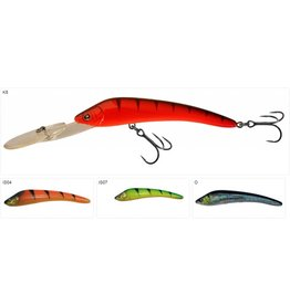 Sebile Sebile Koolie Minnow Long Lip Jerkbait Kunstaas