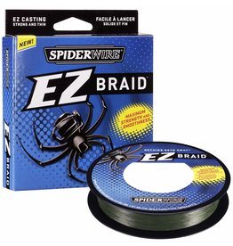 SpiderWire SpideWire EZ Braid Lo Vis Green Dyneema Gevlochten Visdraad