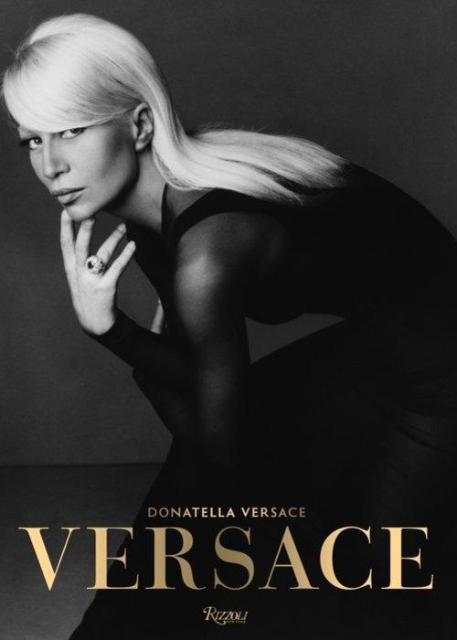 Boek - Versace