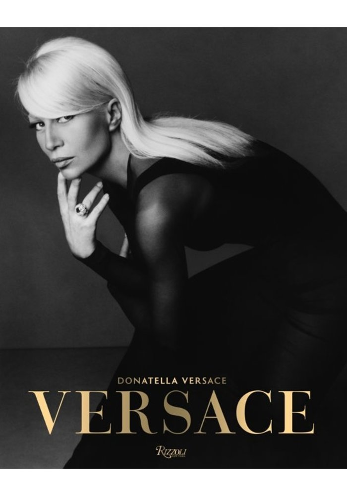 Boek - Versace  - Donatella Versace