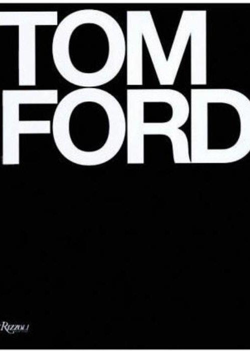 Boek - Tom Ford