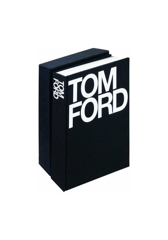 Boek - Tom Ford