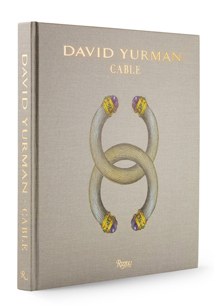 David Yurman - Cable Boek