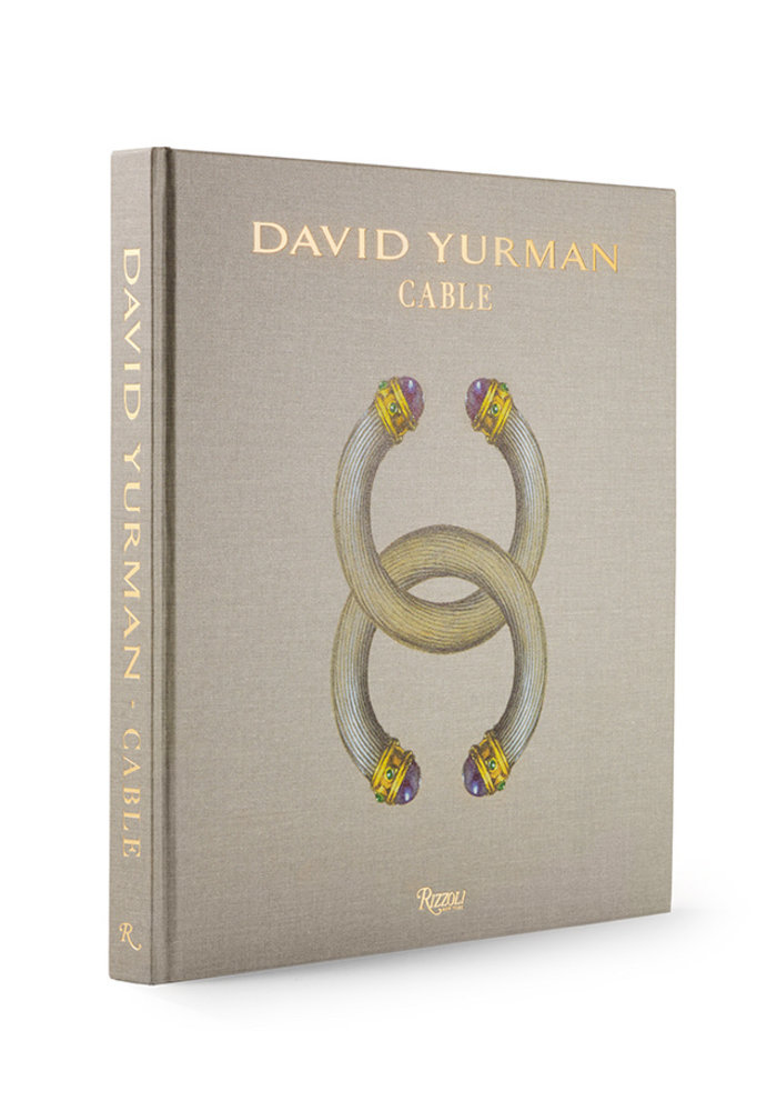 Boek - David Yurman- Cable Boek