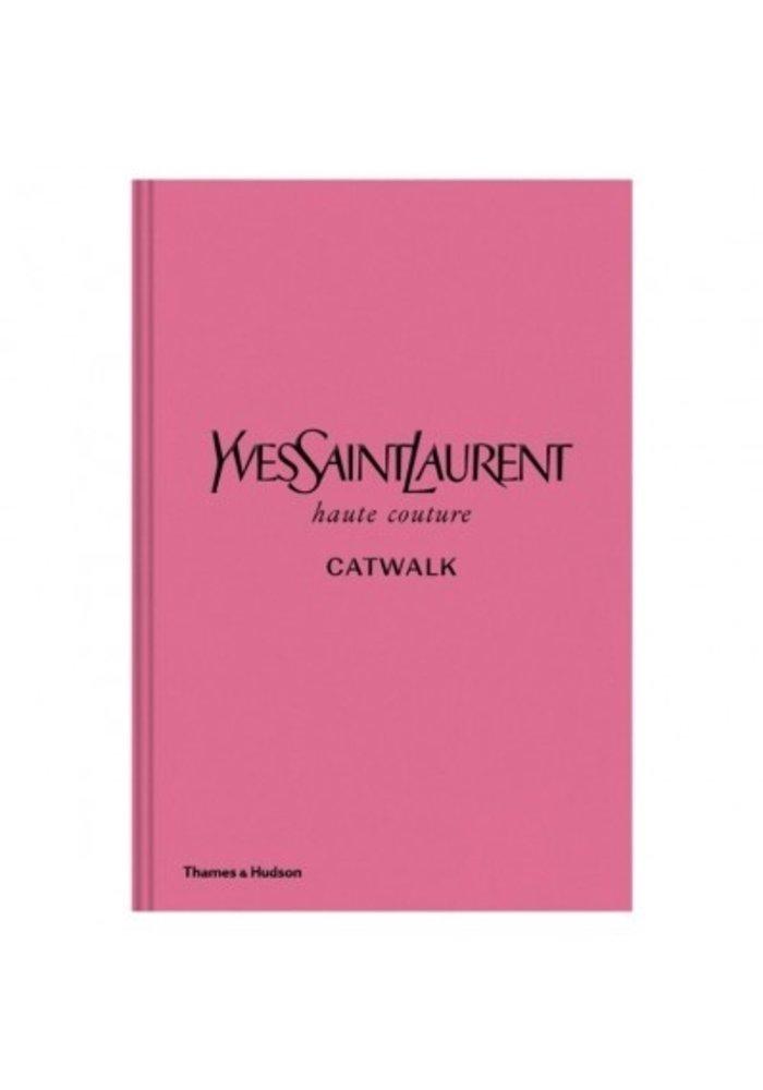 Boek - Yves Saint Laurent  - Catwalk