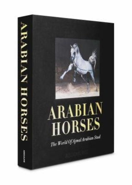 ✩ Book - Arabian Horses - The Ultimate Collection