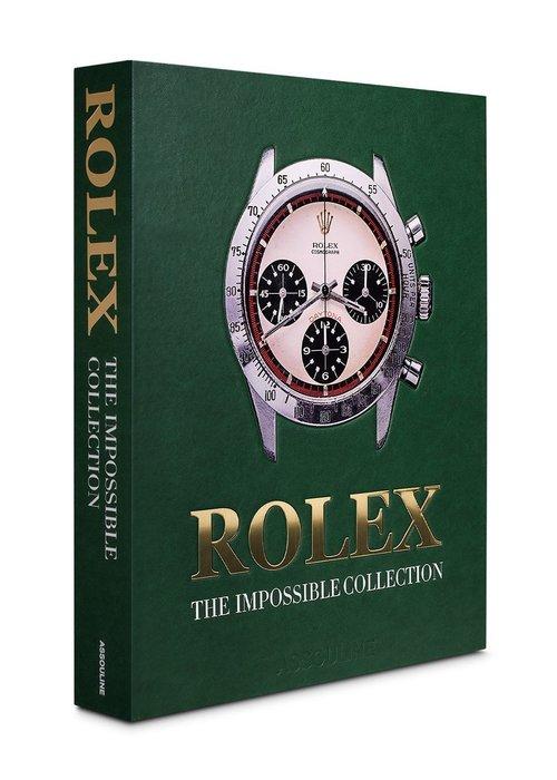 Livre - Rolex - L'impossible Collection