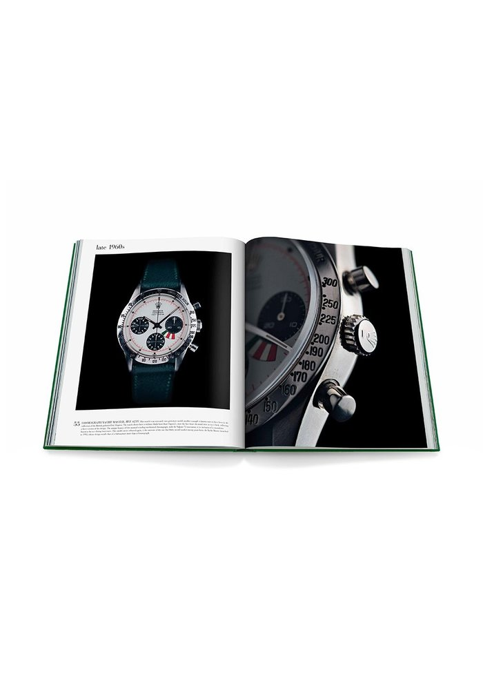 Boek - Rolex - The impossible collection