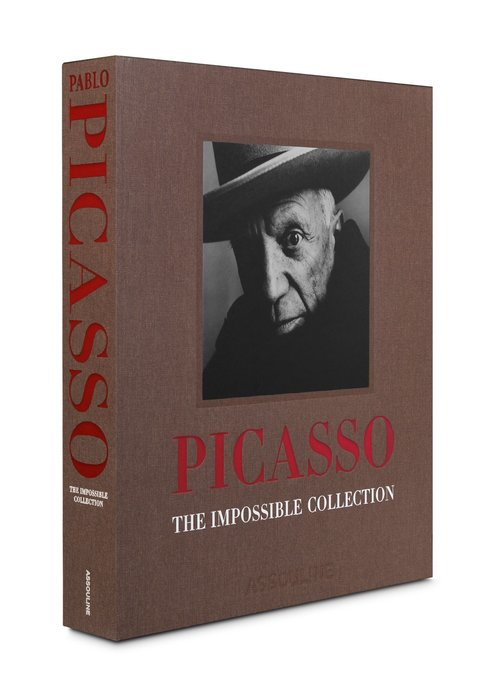 Book - Pablo Picasso - The Impossible Collection