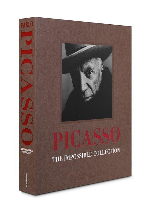 Livre - Pablo Picasso - L'impossible Collection