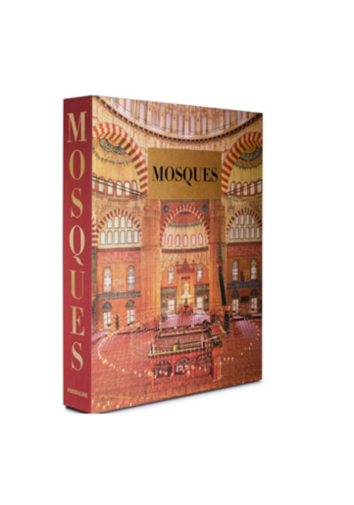 Book - Mosques  The 100 Most Iconic Islamic Houses of Worship