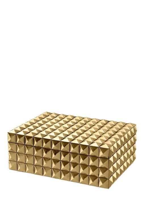 Eichholtz Studs Box Goud M