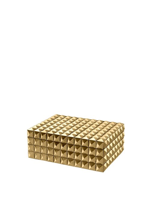 Eichholtz Studs Box Gold M
